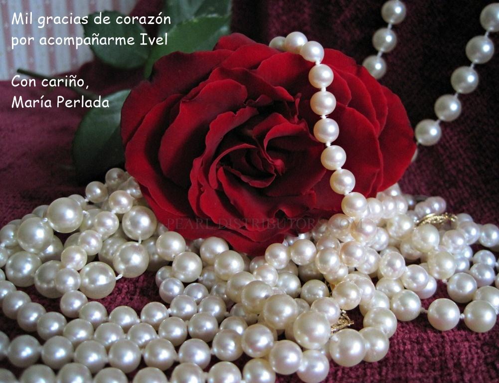 Cariños, Mi María Bonita....