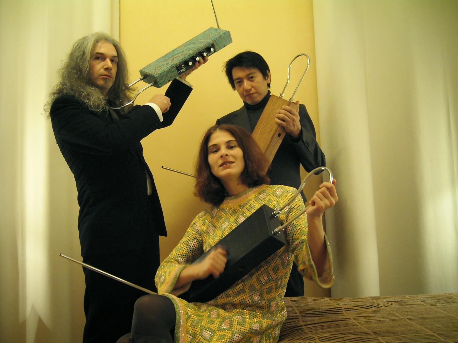 Etherguys, Theremin trio