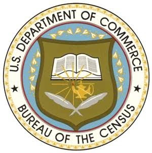 Census Bureau logo
