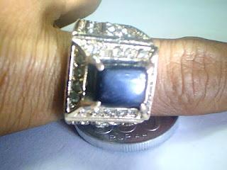 Batu Cincin Sepah Hitam