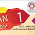 Permohonan Kemasukan ke Tingkatan 1 MRSM Tahun 2014 (Semenanjung Malaysia)