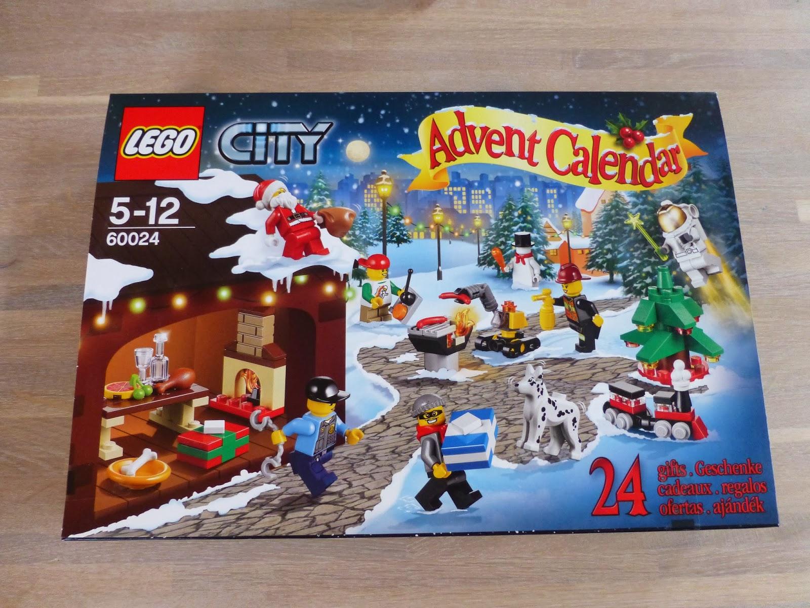 Family Fecs Lego Advent Calendars