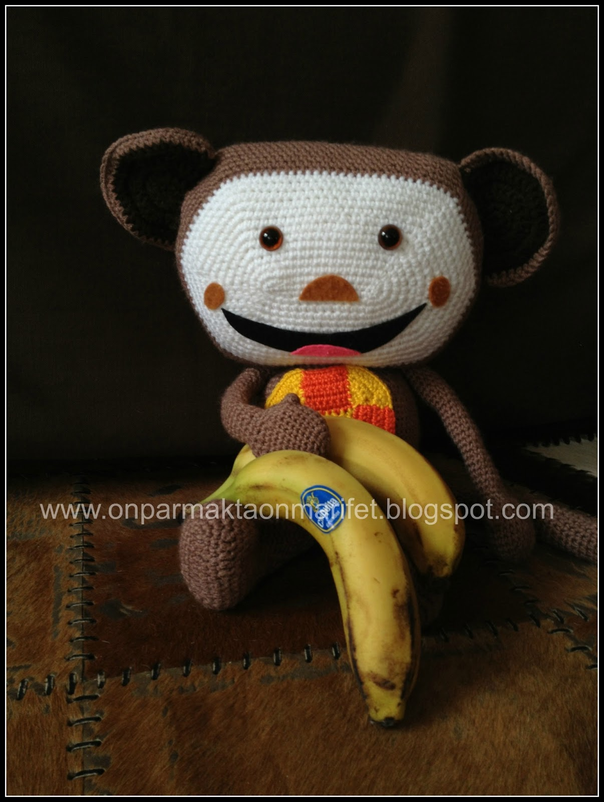 Amigurumi Baby Tv : onparmaktaonmarifet: Amigurumi: Baby TVnin Oliver? :) :)