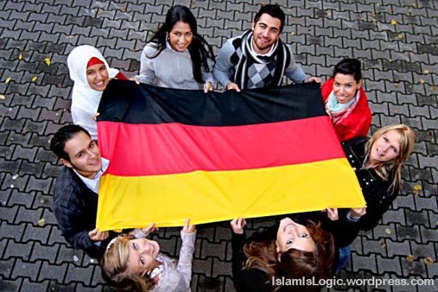 Melawan Stigma Islamisasi di Jerman