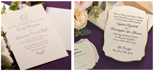 william arthur blog: sneak peak! | weddings volume i, Wedding invitations