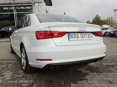 Audi A3 Limuzyna