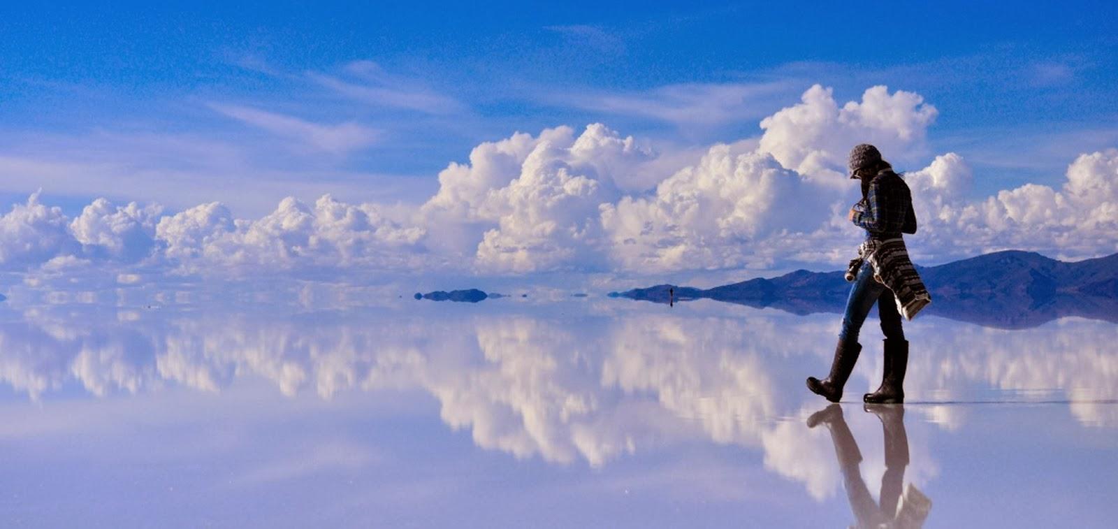 10 Tempat Terindah dan Menakjubkan di Dunia ~ One web id