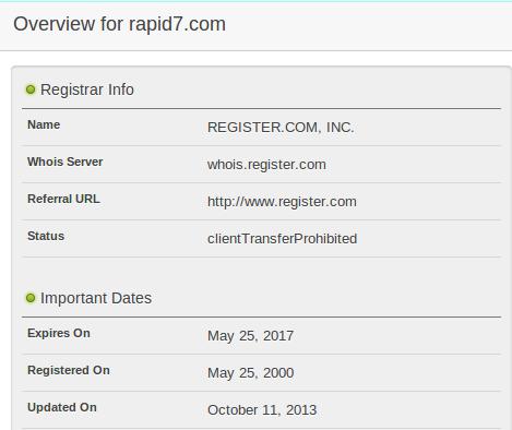 تحليل للمواقع التي اخترقت من قبل فريق KDMS لي metasploit , leaseweb , AVG , whatsapp , rapid7