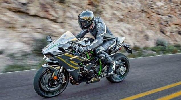 Harga Kawasaki Ninja H2 2015 Indonesia Bisa Dipesan Dengan Rp 50 Juta