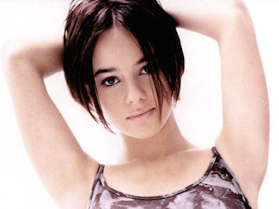 Alizee Jacotey Hot Wallpaper
