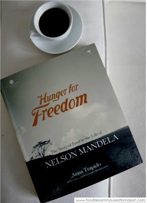 food in the life of nelson mandela