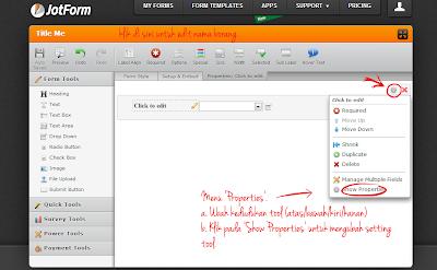 tips blog, panduan bina blog sendiri