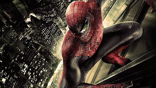 The Amazing Spider-Man Skysrapers Awesome HD Wallpaper