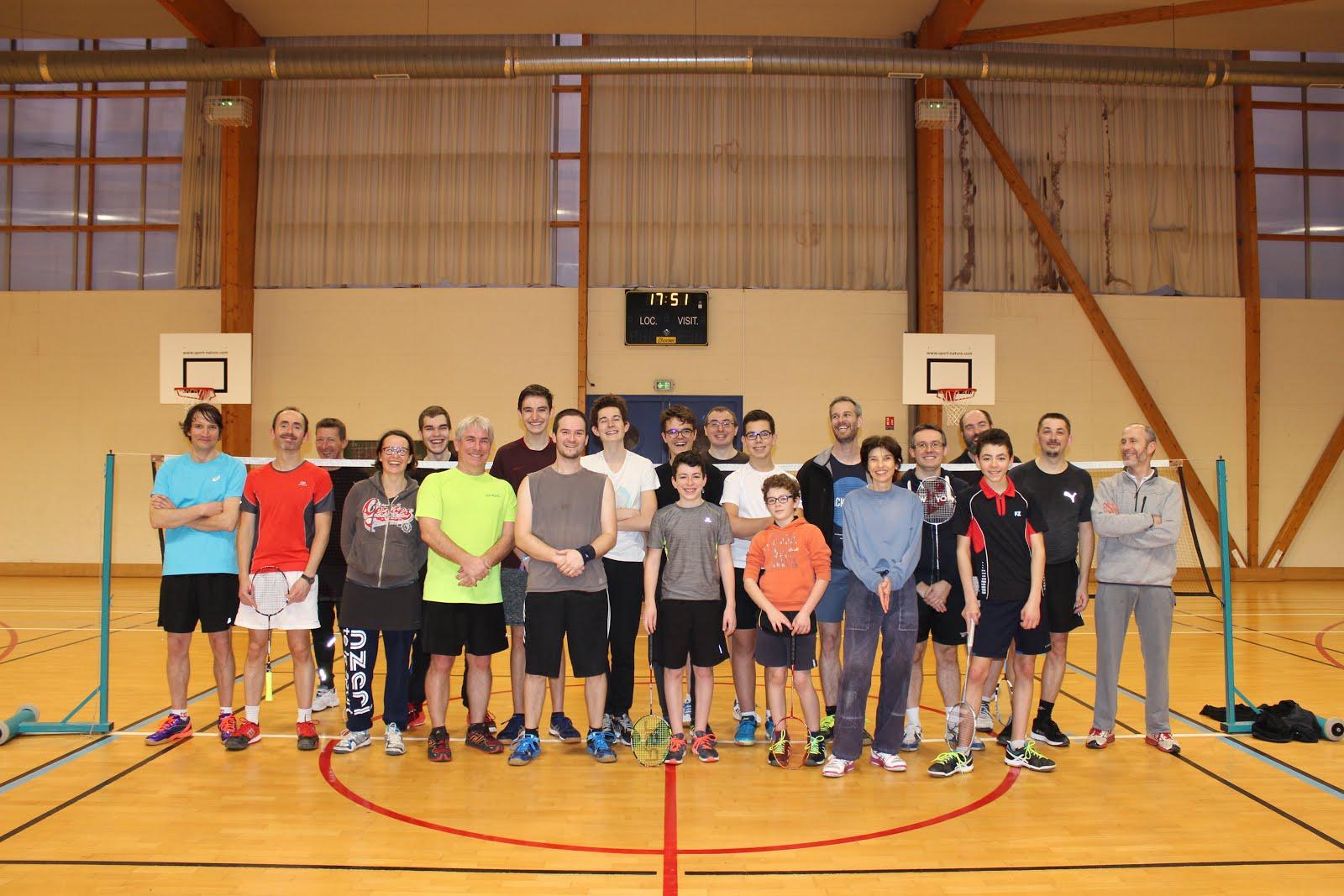 Badminton Acigné