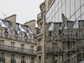 Paris architecture: old and new