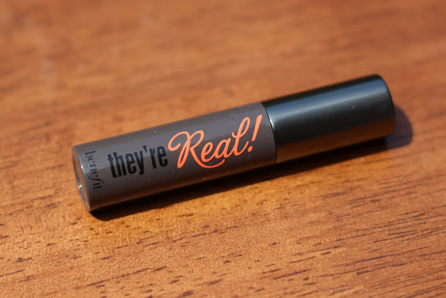 Benefit They're Real! Mascara Review