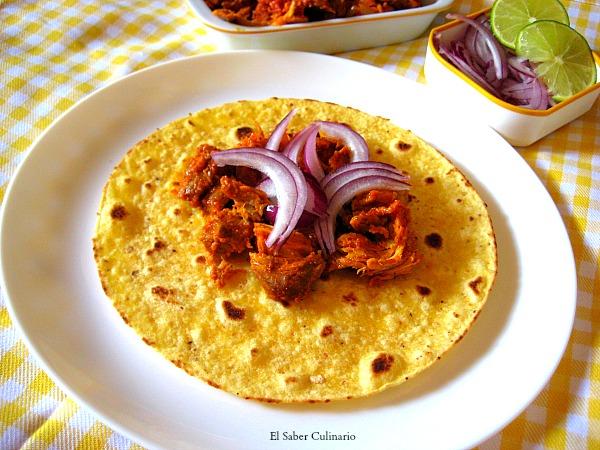cochinita pibil cocina mexicana