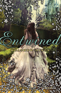 Entwined by Heather Dixon cover