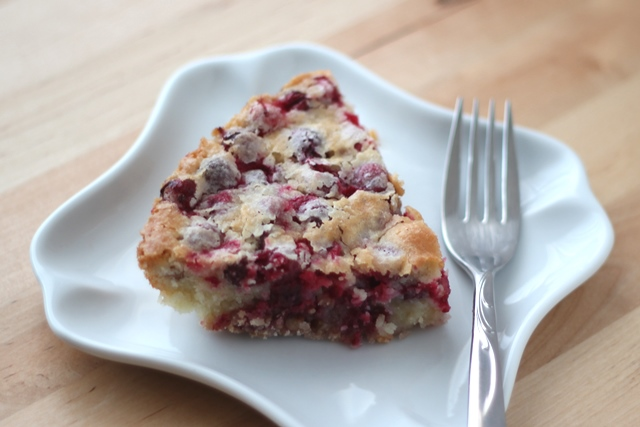 Barefeet In The Kitchen: Nantucket Christmas Cranberry Pie ...