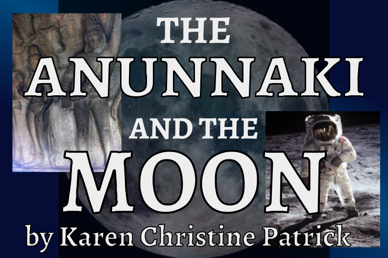 BOOK: The Anunnaki and the Moon