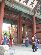 Changing of the guard at Deoksugong