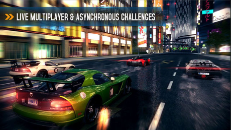 This game is for those who loves car racing. This game offers many different stages and many cars to choose from.