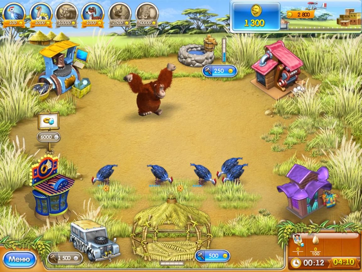 Нано ферма взлом игры