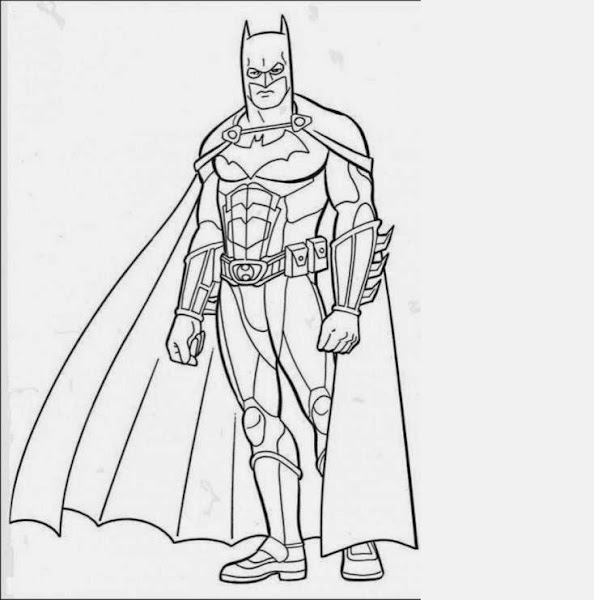 Awesome Batman Drawings