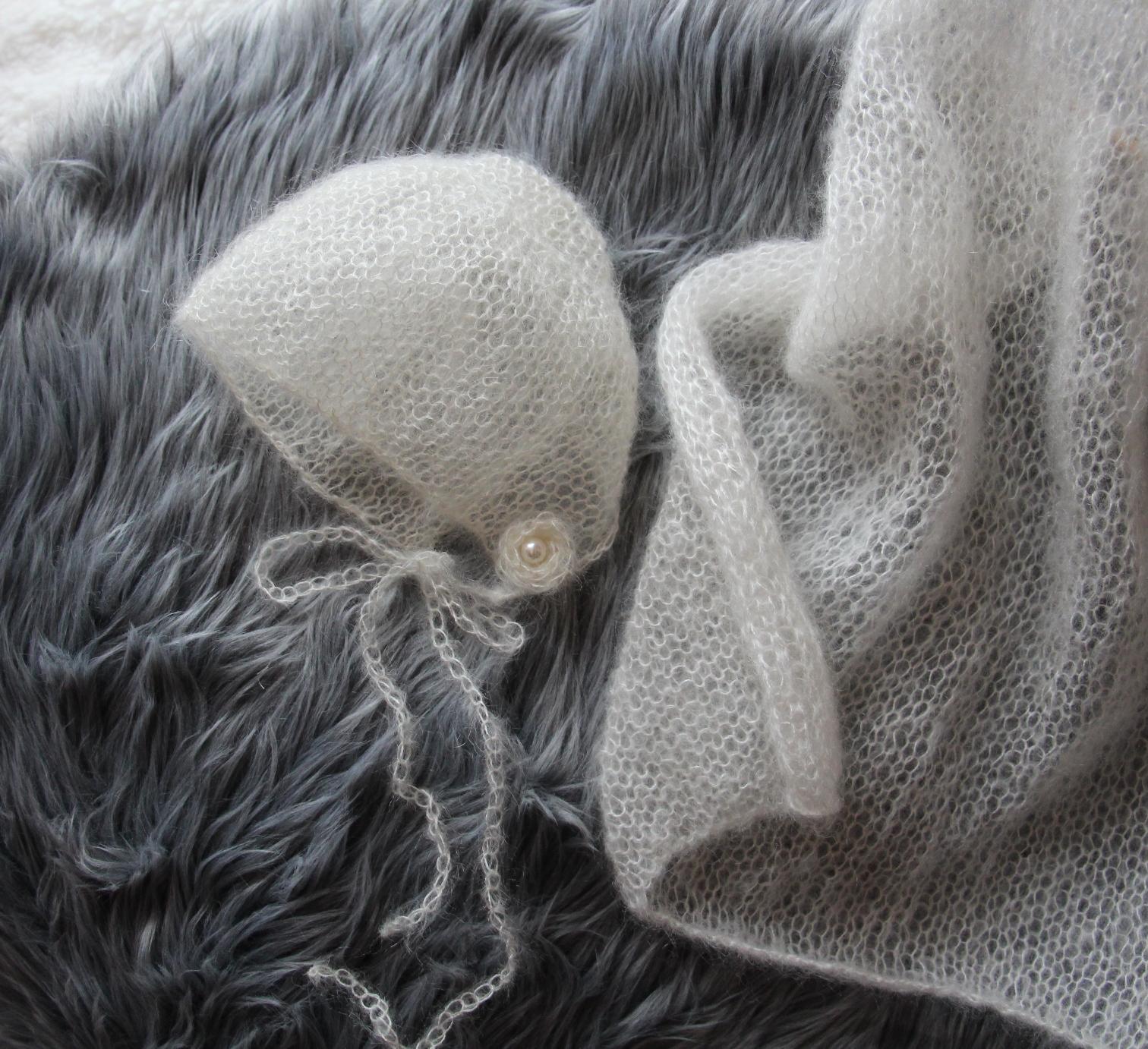 Knitting Pattern For Mohair Blanket : 4aSong