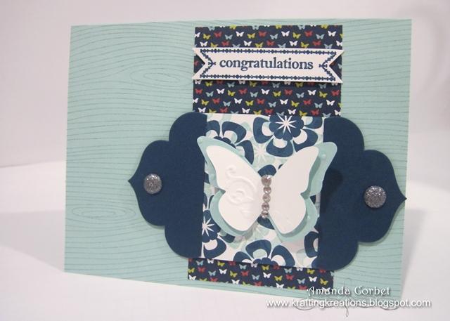 Butterfly Congratulations!