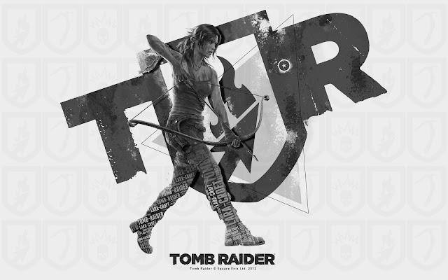 Crossroads shield - Tomb Raider