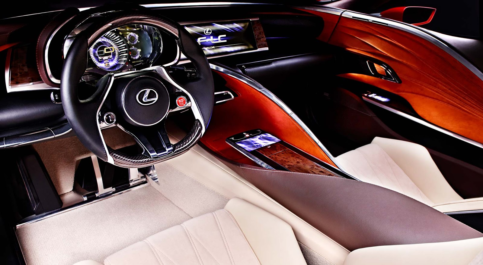 2015 lexus lfa interior. spy shots of the interior are currently unavailable but letu0027s remind ourselves what this lexus lflc based coupe was designed to look like from inside 2015 lfa