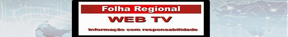 Folha Regional Web TV