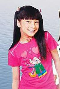Foto Nikita Willy Waktu Kecil