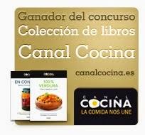 Libros de Canal Cocina