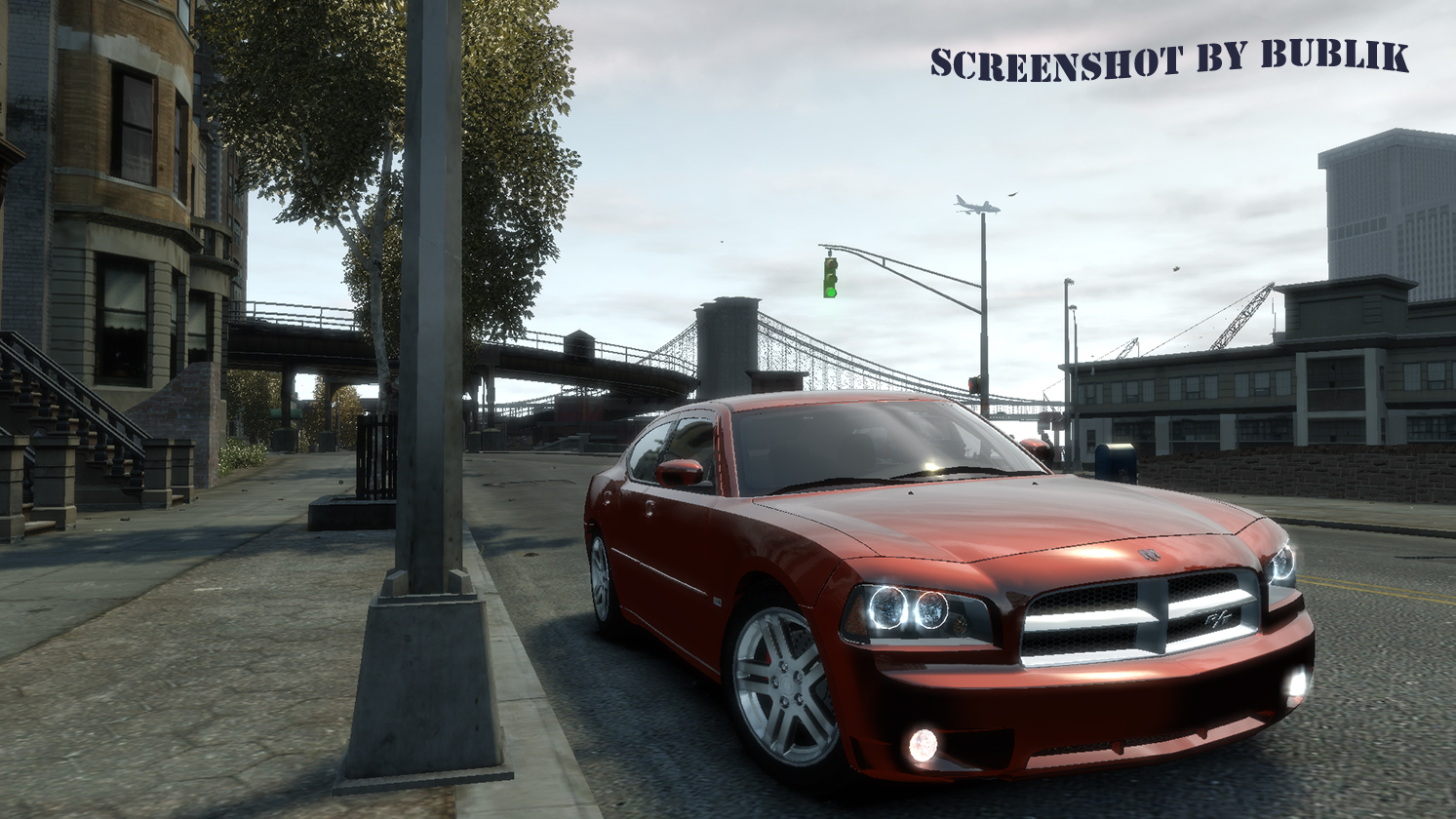 gamming news dodge charger r t gta 4 car mods computer games. Black Bedroom Furniture Sets. Home Design Ideas