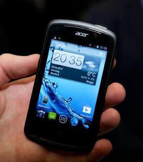 Acer Liquid Z120, Hp Android 4.1 Jelly Bean, Dual SIM, Murah, Berkualitas, Harga Satu Jutaan
