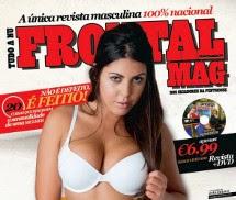 Sara Godinho Frontal Mag Outubro 2013