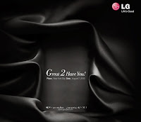 LG G2 Press Invite