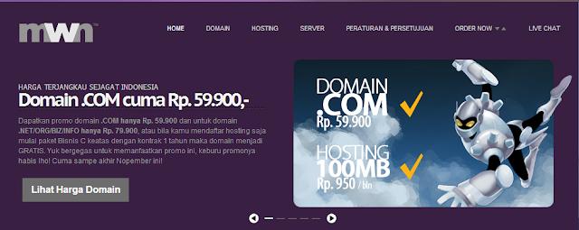 domain .com murah