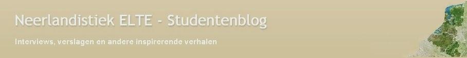 Neerlandistiek ELTE - Studentenblog