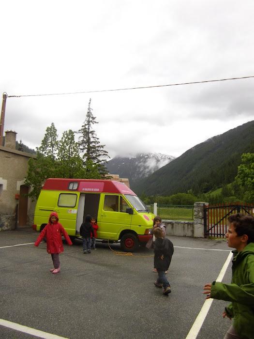 Abriès en Queyras Juin 2011