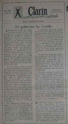 diario ahora 24 marzo:
