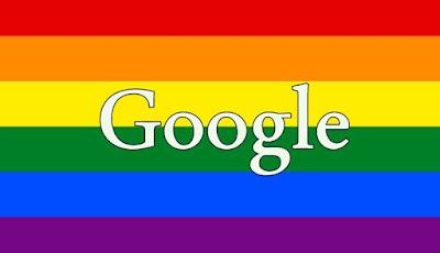 google's marriage logo