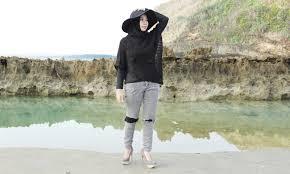 Fashion Wanita Hijab Ke Pantai Jual Fashion Wanita