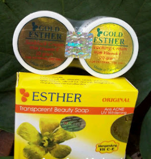 GOLD ESTHER