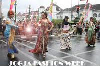 Jogja Fashion Week 2011 | Karnaval Jogja Fashion Week 2011 | Fashion Show JSW 2011