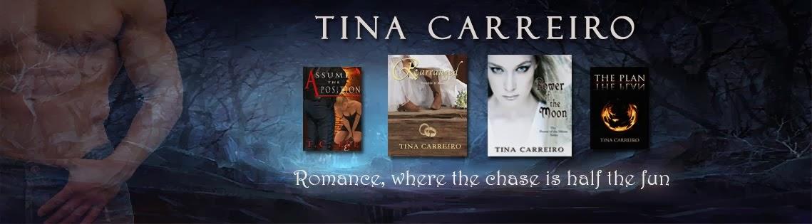 Author Tina Carreiro