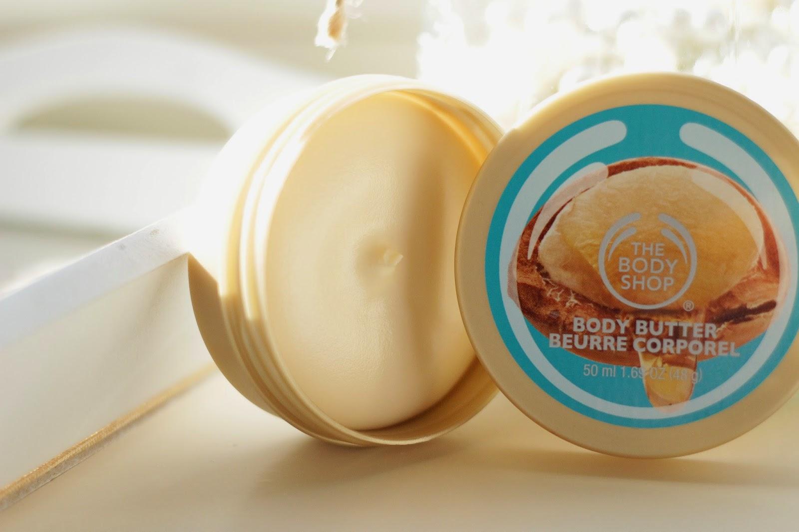 review the body shop wild argan oil body butter