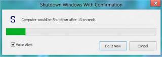 Shutdown Windows Software